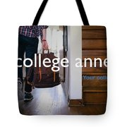 College Apartment Near Miami University Tote Bag