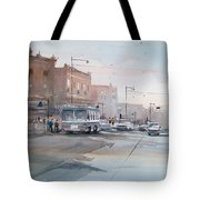 College Avenue - Appleton Tote Bag
