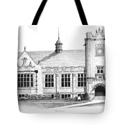 College House Tote Bag