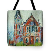 College Life Tote Bag