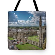 College Of Kings Tote Bag