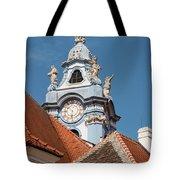 Collegiate Church Tower Tote Bag