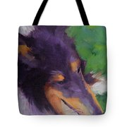 Collie Girl Siena Tote Bag