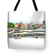 Collioure,    Cote De Vermeille Tote Bag