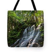 Colliery Falls Tote Bag