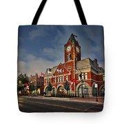 Collingwood Townhall Tote Bag
