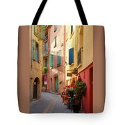 Collioure Alley Tote Bag