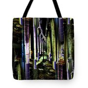 Collonade Park Tote Bag