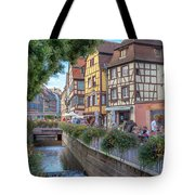 Colmar France Tote Bag