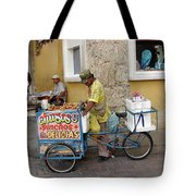 Colombia Srteet Cart II Tote Bag
