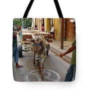 Colombia Streets II Tote Bag