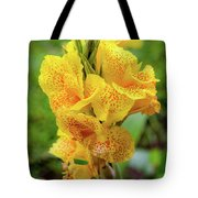 Colombian Flower Tote Bag