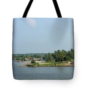 Colombian Fortress Tote Bag