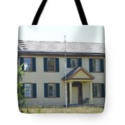 Colonel Davenport House Tote Bag