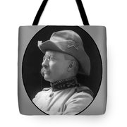Colonel Roosevelt Tote Bag