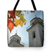Colonia Del Sacramento Church Tote Bag