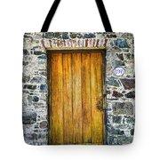 Colonia Old Door Tote Bag