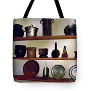 Colonial Cook's Cupboard Tote Bag