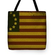 Colonial Flag Tote Bag