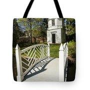 Colonial Garden Tote Bag