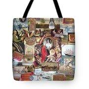 Colonial Heritage - Panel 2 Tote Bag