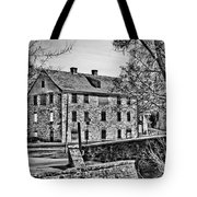 Colonial Industrial Quarter Tote Bag