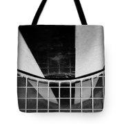 Colonnes De Buren Tote Bag