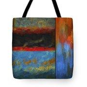 Color Abstraction Li  Tote Bag