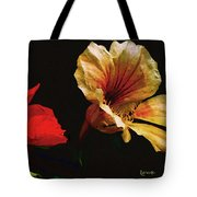 Color And Light Suspended Tote Bag