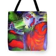 Color Blind Tote Bag