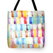 Color Burst 3 Tote Bag