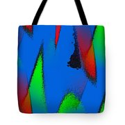 Color Collaboration Tote Bag