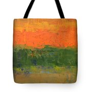 Color Collage Four Tote Bag