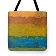 Color Collage Three Tote Bag