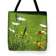 Color Combination Flowers Cc64 Tote Bag