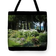 Color Combination Flowers Cc74 Tote Bag