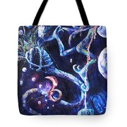 Color Creation Myth Tote Bag