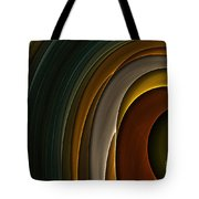 Color Curves Tote Bag