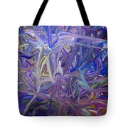 Color Energy 44 Tote Bag