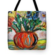 Color Everywhere Tote Bag