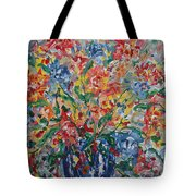 Color Expressions. Tote Bag