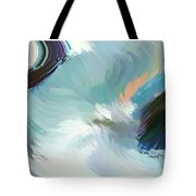 Color Falls Tote Bag
