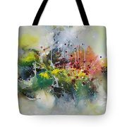 Color Fever Large 16 Tote Bag