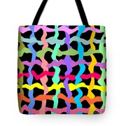 Color Field Theory, No. 3 Tote Bag