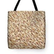 Color From The Seagulls Coralville Reservoir Tote Bag