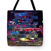 Color Glass Tote Bag