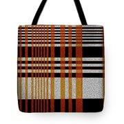 Color Grid Tote Bag