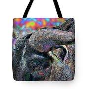 Color In My Eyes Tote Bag