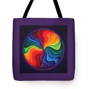 Color Joy Tote Bag