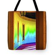 Color Light Tote Bag